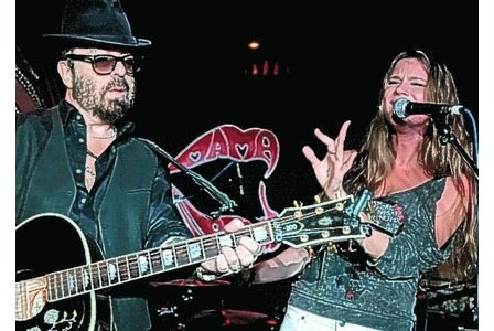 Dave Stewart And Joss Stone At Mama Stone's Pictures And Videos