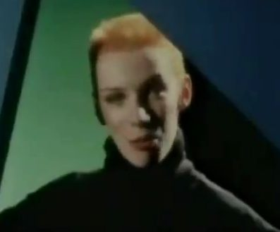 Check Out Annie Lennox In This Old TV Advert For No.1 Magazine