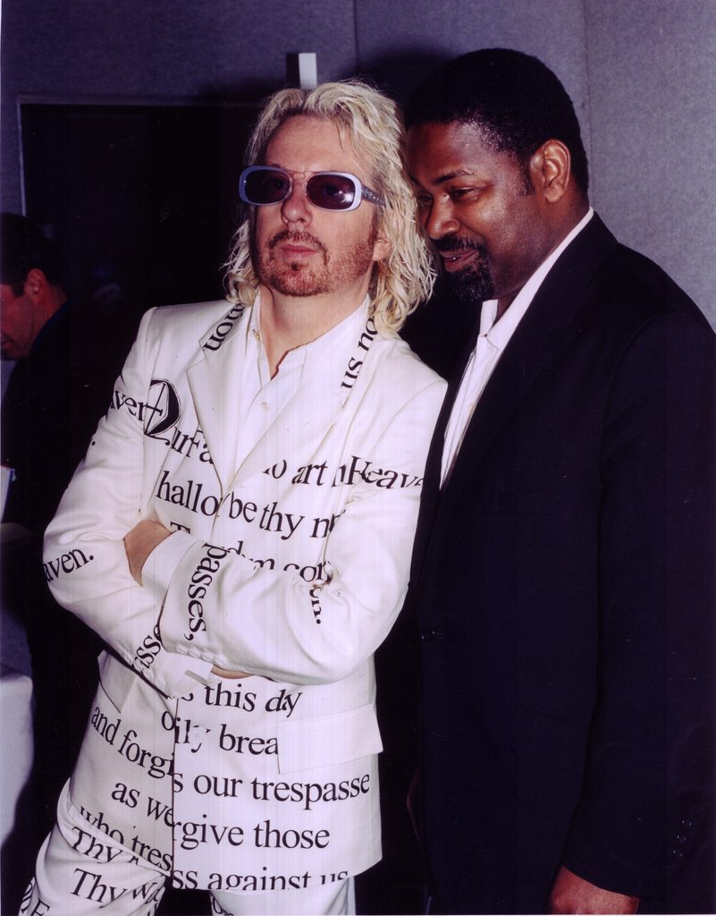Dave Stewart Wore The Same Lord Prayers Suit That Is Being Auctioned By Christies