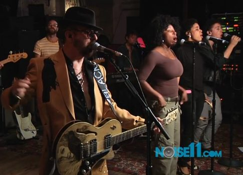 Dave Stewart Interview With Noise 11 And Live Performance Of So Long Ago