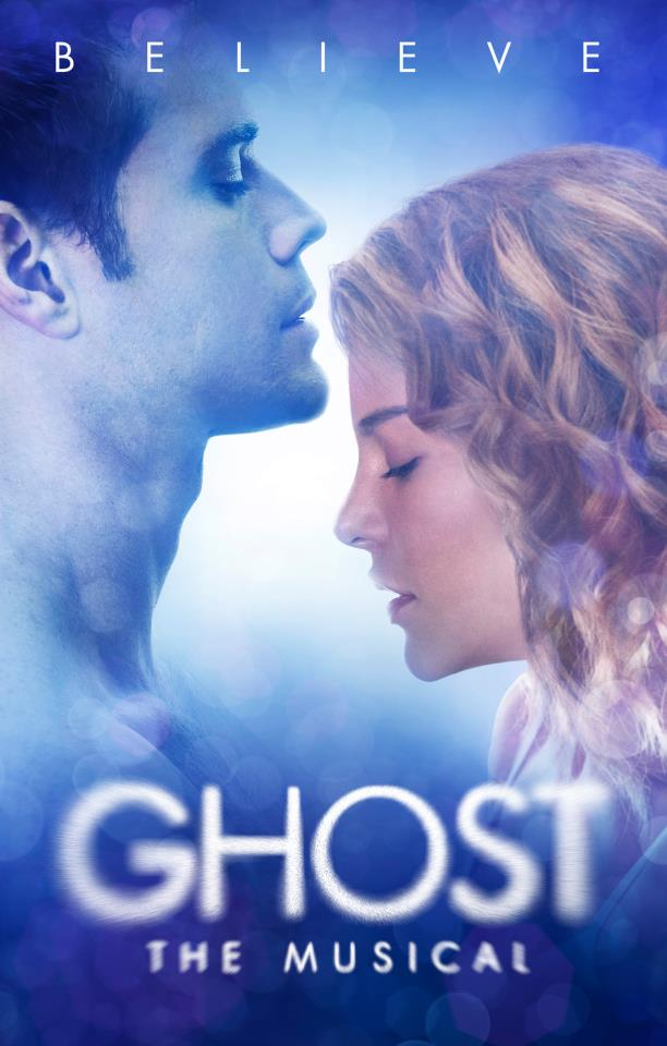 Ghost The Musical Reveal Broadway Poster