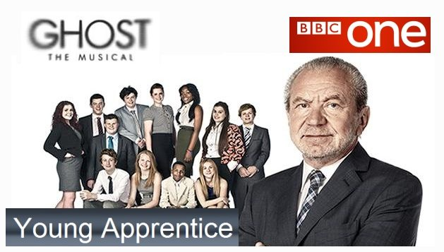 Ghost The Musical Featured On The Young Apprentice On BBC1