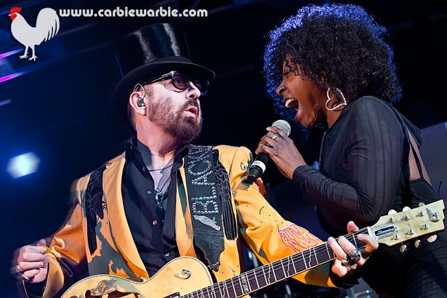 Dave Stewart Photo Gallery From Carbie Warbie & Tone Deaf – Sidney Meyer Music Bowl Melbourne