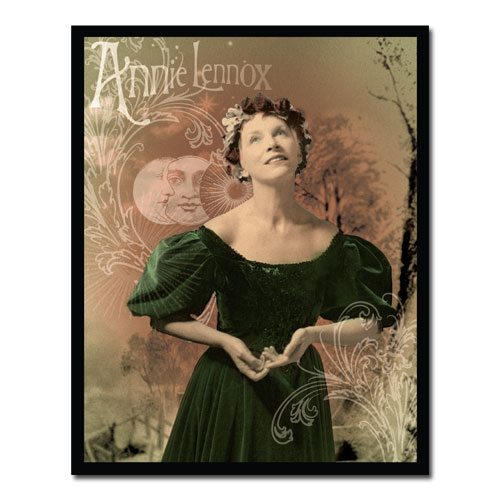 "Photo Of The Week: Annie Lennox ""A Christmas Cornucopia"""
