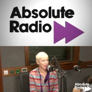 Annie Lennox And Dave Gorman On Absolute Radio