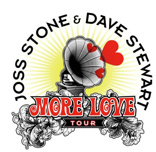 Joss Stone And Dave Stewart To Embark On The More Love Tour