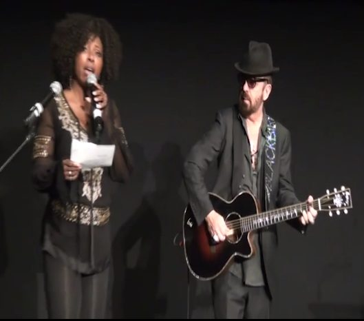 Watch Dave Stewart And Amy Keys Perform With You At The Ghost The Musical Launch In Australia
