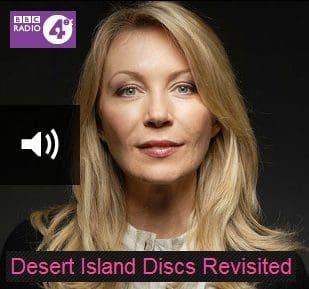 Annie Lennox On BBC Radio 4's Desert Island Discs Revisted