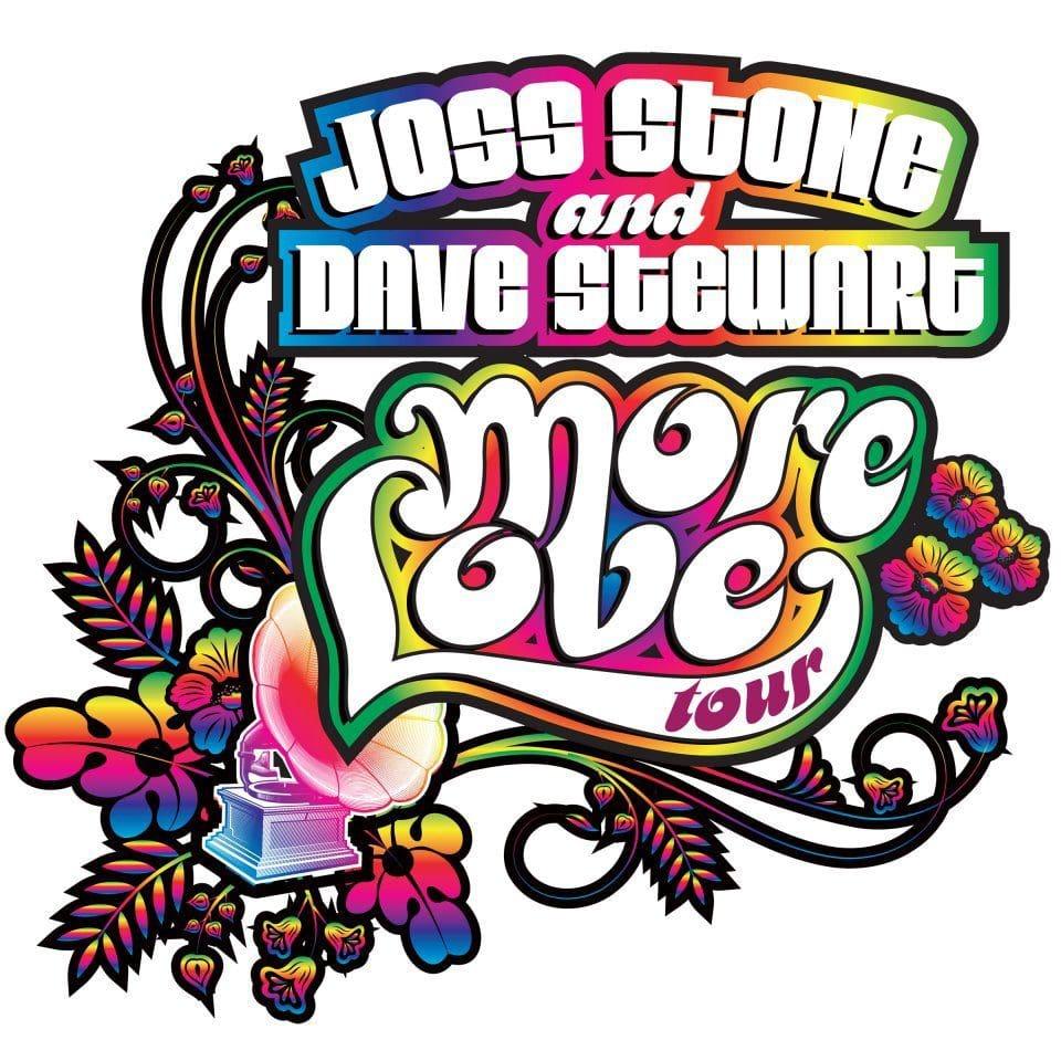 Dave Stewart & Joss Stone More Love Tour & New Website