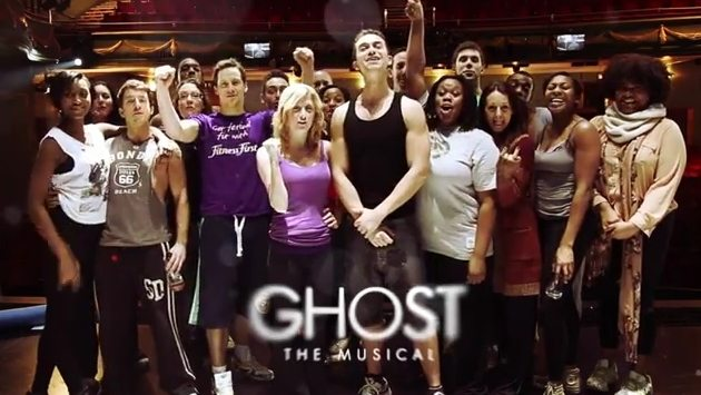 Vote For Ghost The Musical In The 2012 WOS Awards!