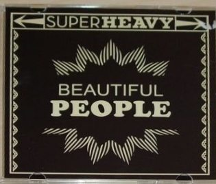Record Of The Week: Superheavy Beautiful People Promo CD From Netherlands