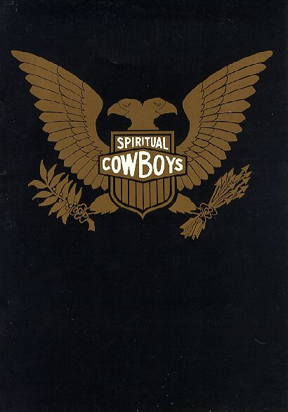 Memorabilia Of The Week: Dave Stewart & The Spiritual Cowboys Tour Programme