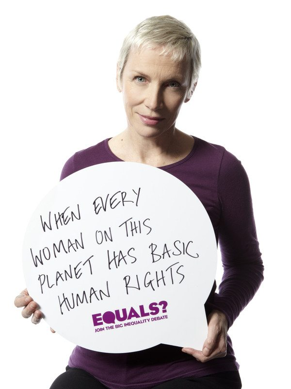Annie Lennox To Host EQUALS Live at Southbank Centre March 9th