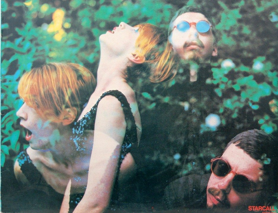 eurythmics in the garden background