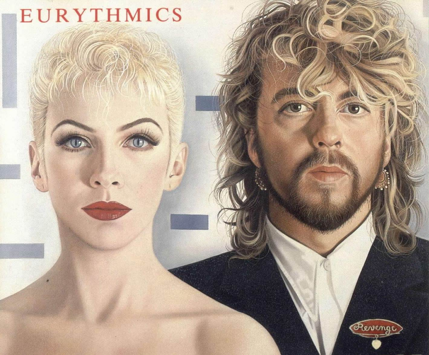eurythmics rwevenge background