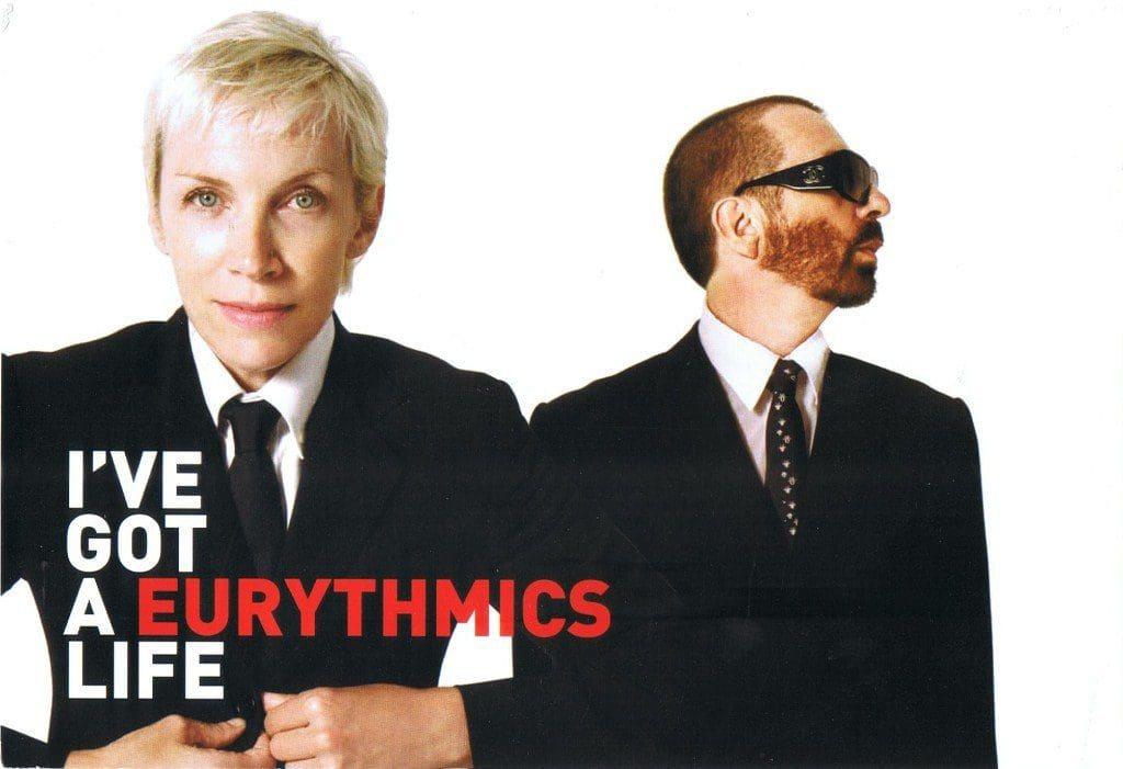 Memorabilia Of The Week: Eurythmics Ive Got A Life French Postcard