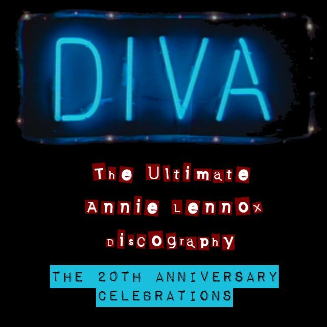 """DIVA 20th Anniversary: Video Of The Week Annie Lennox's """"Precious"""" And """"Walking On Broken Glass"""""""