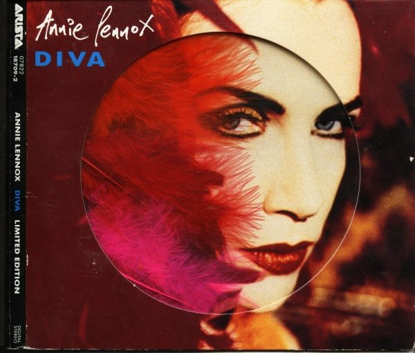 DIVA 20th Anniversary: Record Of The Week – Annie Lennox Diva, US Deluxe Edition