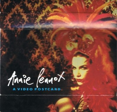 DIVA 20th Anniversary: Video Of The Week – A Video Postcard From Annie Lennox To Promote Diva