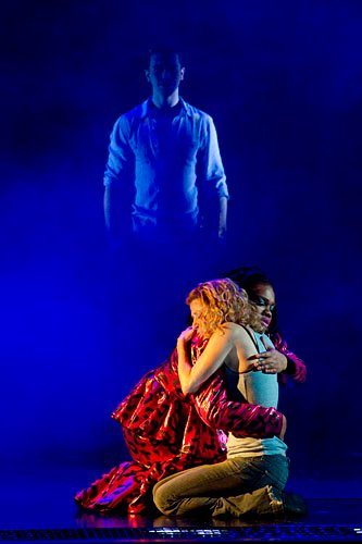 Curtain Up On The Great White Way Today For Ghost The Musical!