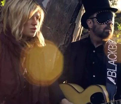 Watch Dave Stewart And Jessie Baylin's New Video God Only Knows You Now