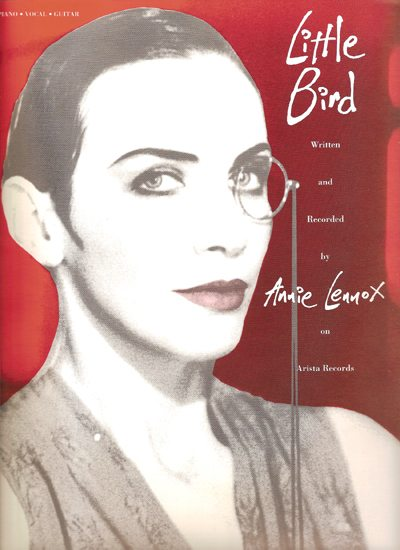 Memorabilia Of The Week: Annie Lennox Little Bird Sheet Music