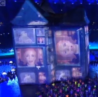 Eurythmics Sweet Dreams Are Made Of This Help To Open The London 2012 Olympics