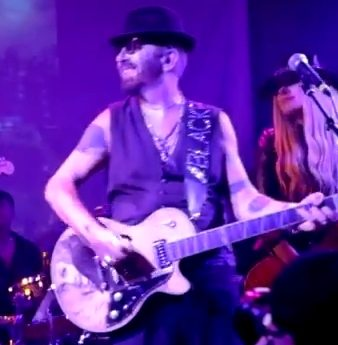 Dave Stewart Published Edited Video Of Gypsy Girl And Me From The Troubadour