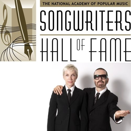 Dave Stewart & Annie Lennox Are To Be Nominated For The 2013 Songwriters Hall Of Fame