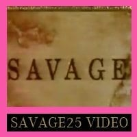 Eurythmics: Savage25: Video – Opening And Closing Credits For The Savage Video Album