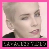 Eurythmics: Savage25: Video – Savage Performed At The Video Launch Party