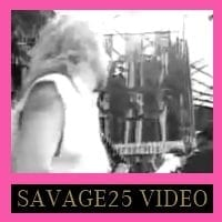 Eurythmics: Savage25: Video – Brand New Day Live At The Nelson Mandela Concert At Wembley Stadium