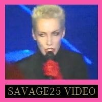 Eurythmics: Savage25: Video – Savage Live In Montreaux