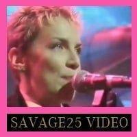 Eurythmics: Savage25: Video – I Need A Man Live On Friday Night Live