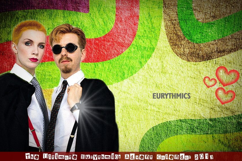 The Ultimate Eurythmics Advent Calendar Is Coming …. But We Need Your Help!