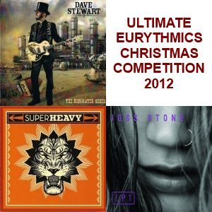 Ultimate Eurythmics Christmas Competition – Only 7 Days To Enter!