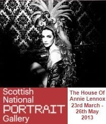The House Of Annie Lennox Finds A New Home In Edinburgh In 2013.