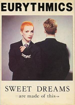 Eurythmics Sweet Dreams 30 : Memorabilia – Postcards