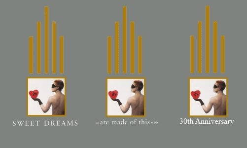 Eurythmics Fans – Design Our Backgrounds For Our Sweet Dreams 30th Anniversary Celebrations