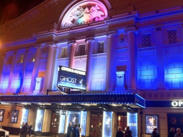Ghost The Musical Returns To Manchester In 2013