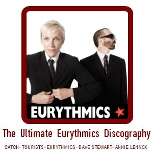 The Ultimate Eurythmics Discography Is Back Online