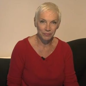 Annie Lennox Calls For An End To Gender Based Violence