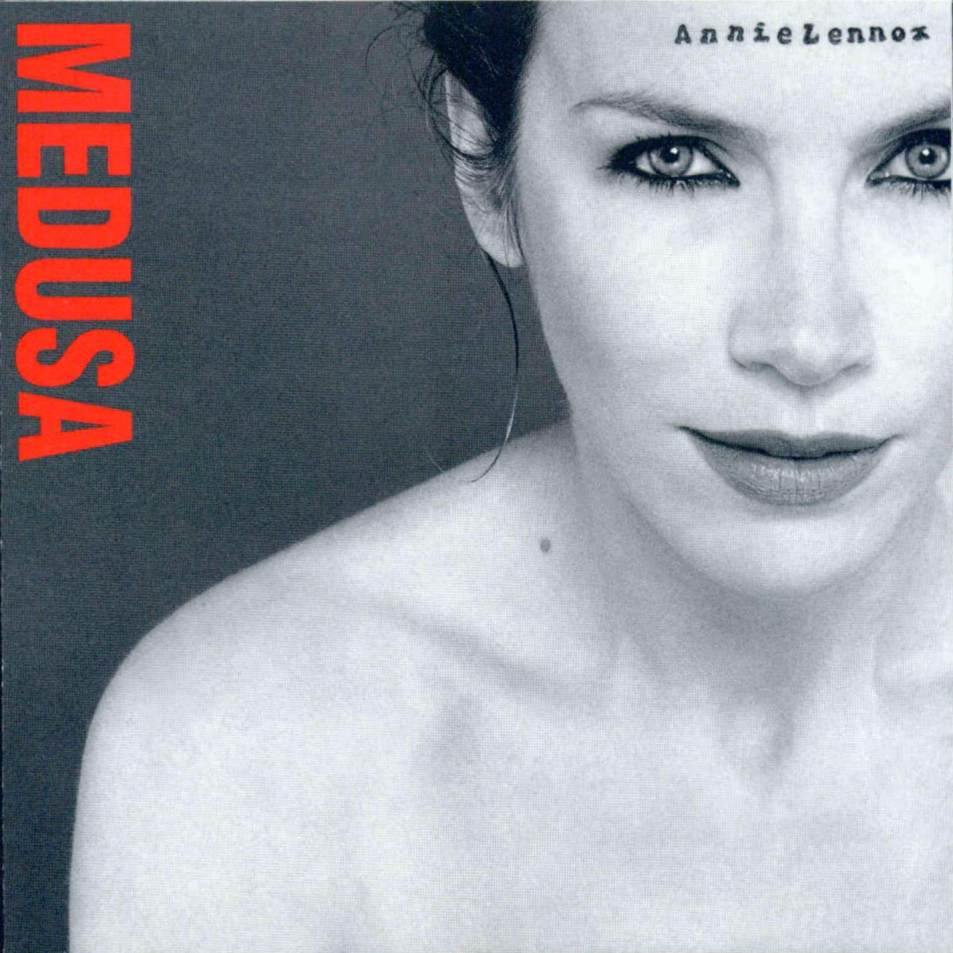18 Years Ago Today Annie Lennox's Album Medusa Hit The Top Of The UK Album Charts