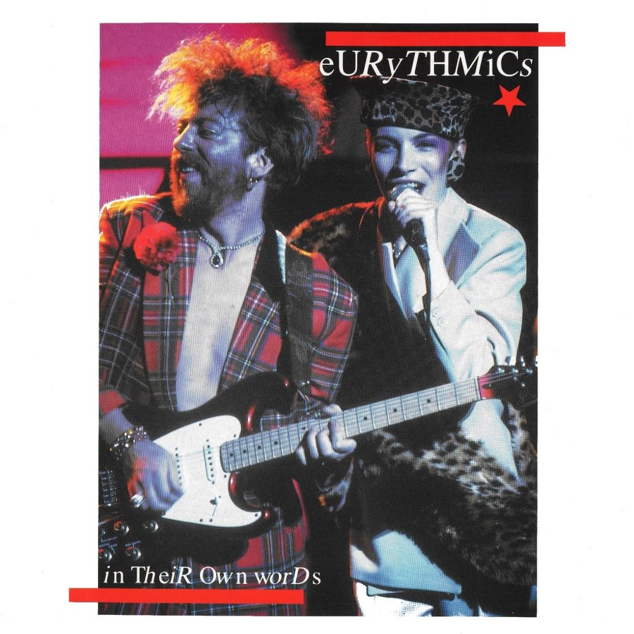 Eurythmics Record Of The Week : In Their Own Words – White Vinyl Bootleg