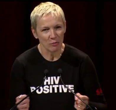 Annie Lennox SKOL Foundation Acceptance Speech