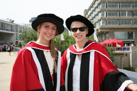 Annie Lennox Awarded An Honorary Degree At Essex University