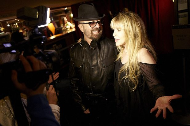 Stevie Nicks talks to digital spy about letting cameras and Dave Stewart into her home!