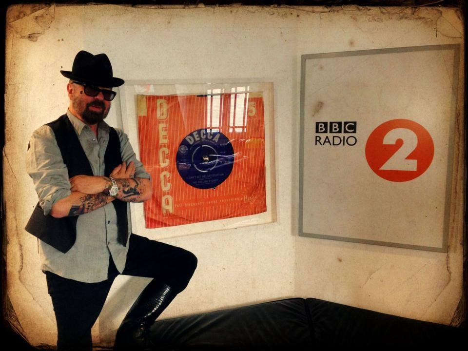 Listen to Dave Stewart's interview with Steve Wright on Radio 2