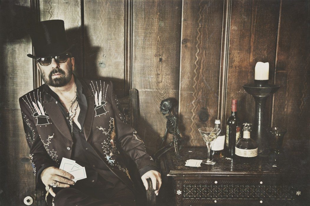 New Dave Stewart interview with  Inveterate: A Vintage Guide To A Modern Culture