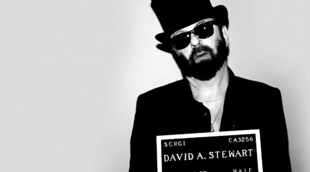 Dave Stewart Interview video with Studio 132 to promote the Australian Premier of The RIngmaster General documentary